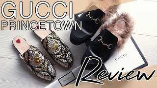 Gucci Princetown Review + 2 Year Update! | Duchess of Fashion