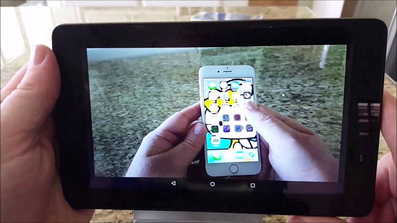 Snapchat auf Amazon Fire Tablets