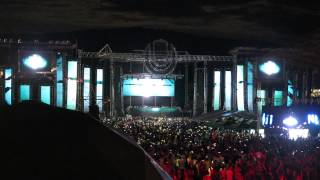 Hardwell intro at Ultra Europe 2014