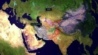 Презентационый фильм проекта ж/д перевозок Иран - Россия, Геосервис. Версия на фарси.