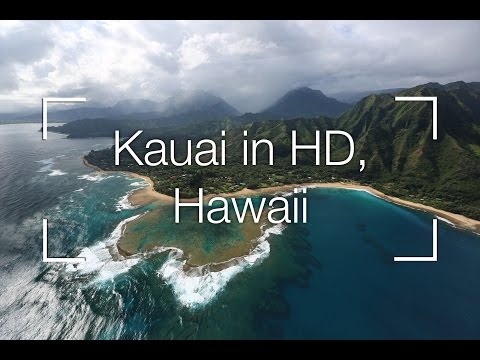 Kauai in HD - Hawaii Amazing Scenery