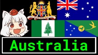 Everything Geography:  Every Flag of Australia  (2017)
