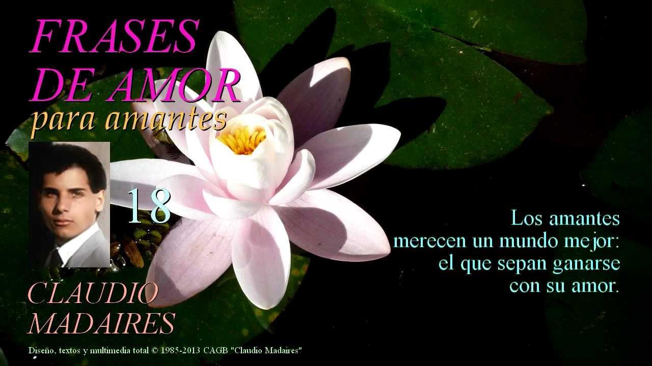Frases De Amor Para Amantes 2: FRASES DE AMOR PARA AMANTES (18)