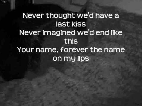 Taylor Swift - Last Kiss (Boyce Avenue And Megan & Liz Acoustic Cover) With Lyrics