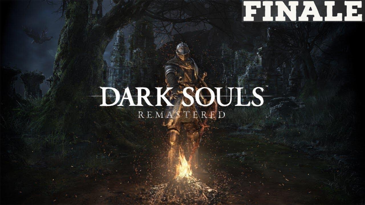 DARK KNIGHT REWORK'S LOOKIN' PRETTY GOOD | Dark Souls: Remastered - Finale