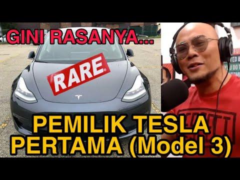 Gue Beli Tesla Pakai Uang Youtube Bisasetir Sendiri Tanpa Supir Bebas Ganjil Genap No Bensin Youtube