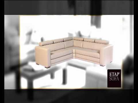 Canapele coltare extensibile din piele youtube for Canapele extensibile