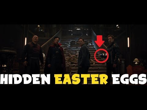 Hidden Clues In Avengers Infinity War Trailer | Complete Breakdown