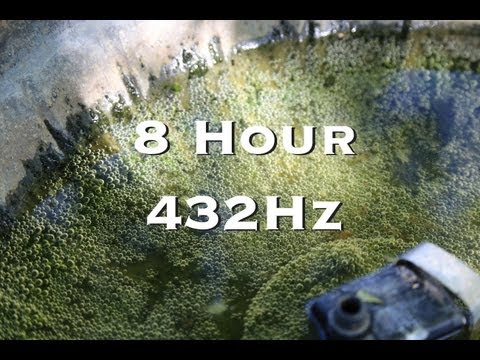 ~ 8 Hour ~ 432 Hz Pure Tone