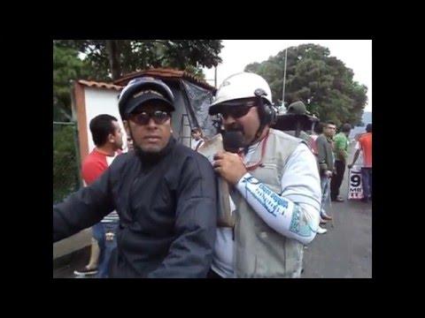 Vuelta al Tachira spreen colon en el 2015 Ecos del Torbes.