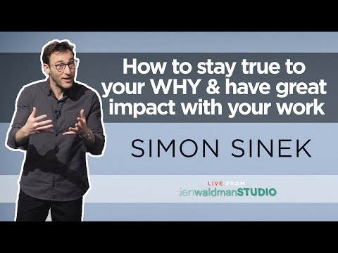 The WHY in Creative Work