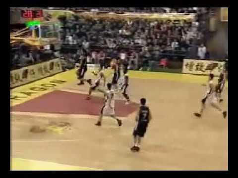 Yi Jianlian top ten dunk