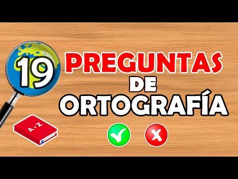 pon-a-prueba-tu-ortografÍa:-19-preguntas-de-ortografÍa-❌🙈✅
