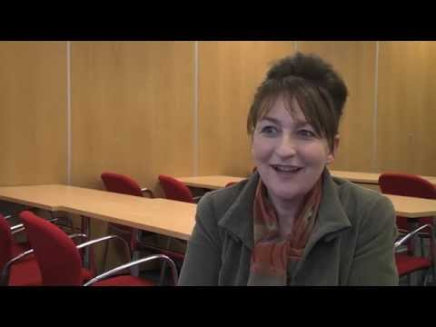 Blythe Duff on GCU's MA TV Fiction Writing course
