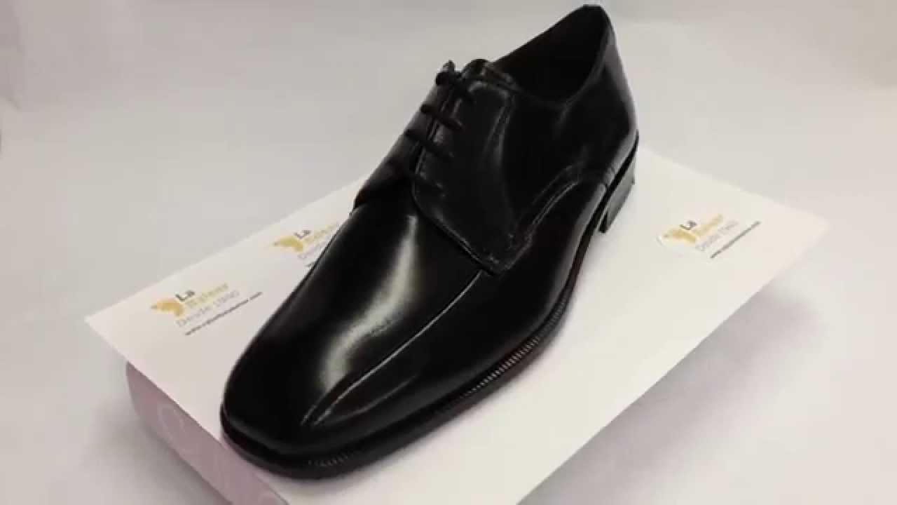 mejor sitio web 3fc5b dfa24 Zapato cordones vestir ceremonia Grimmaldi en negro