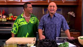 Promo - Cooking Hawaiian Style With Comedian Kaleo Pilanca