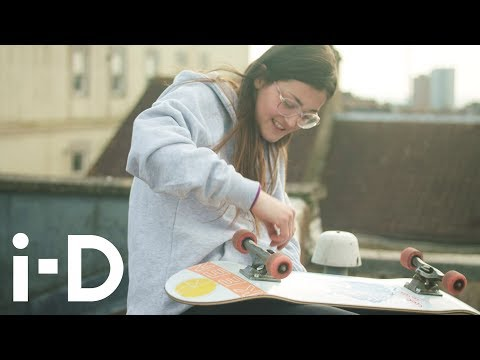 i-D Meets: New Skater Girls