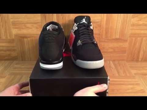 ShoeZeum NO RESERVE On These Eminem Nike Air Jordan 4 Carhartt Shoes On eBay!!