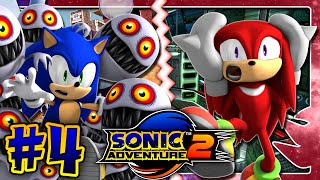 Sonic Adventure 2 HD PC (1080p 60FPS) - Hero Story - Part 4