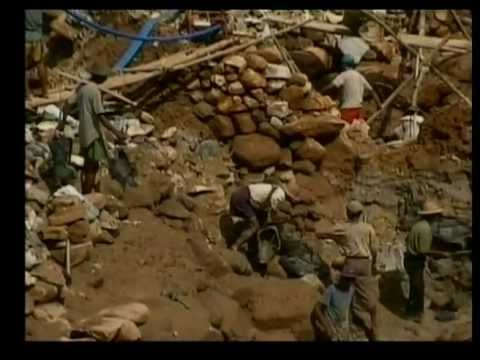 MOGOK LIFE IN MYANMAR IN THE MOST IMPORTANT RUBY MINES IN THE GEM WORLD MAY 2008