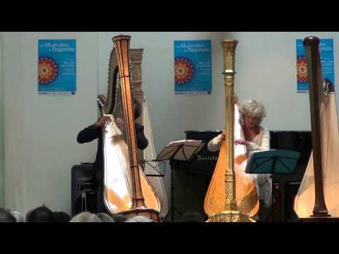 Marielle Nordmann et Sasha Boldachev - Trois Lieder de F.Schubert/J.Thomas