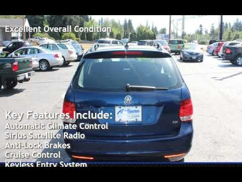 2011 Volkswagen Jetta SportWagen TDI for sale in Vancouver, WA
