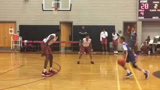 Pg Stallions vs Alexandria -Marvin Guthrie Coach Sean