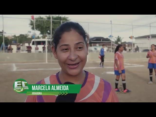Torneio de futebol feminino no bairro do Novo Mundo  15/06/2019