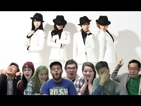 Classical Musicians React: MAMAMOO 'Um Oh Ah Yeah' vs 'You're the Best'