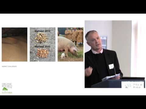 John Pawsey - 2013 Organic Producers' Conference