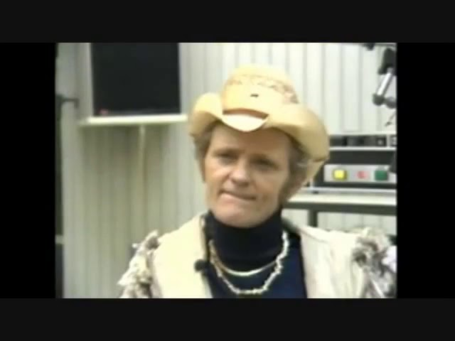 Jerry Reed   AFN Interview