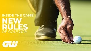 The New Rules of Golf Explained | 8 Things You Need to Know | Golfing World