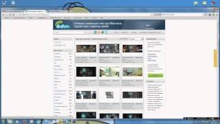 Видеоурок#3:установка фона в вконтакте!!