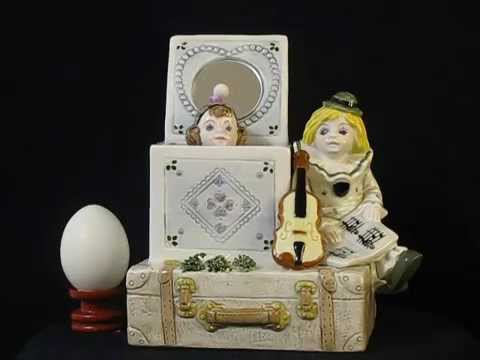 The clowns music box (musician twins) series