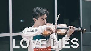 Khalid & Normani - Love Lies - Cover (Violin) Video
