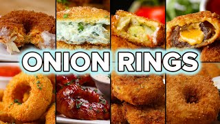 8 Onion Ring Recipes