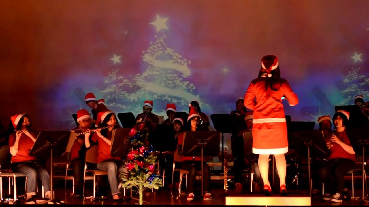 Christmas Disco Carol - APU Wind