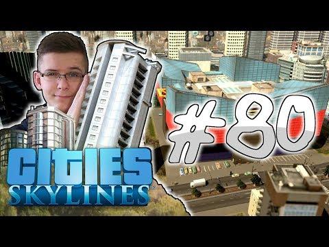 Cities: Skylines #80 -- Erstes DLC: Mass Transit! |