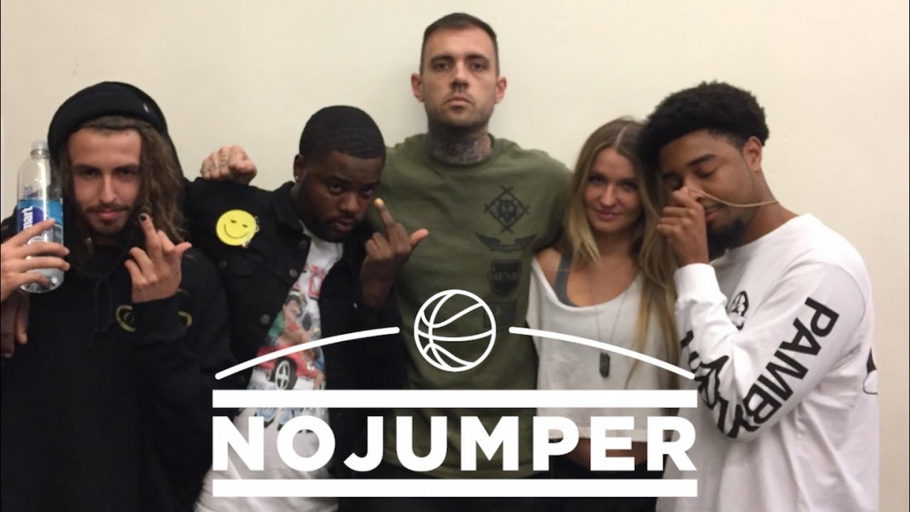 NO JUMPER HOST CHAT #3: Lil House Phone Found Banksy ...