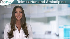 Telmisartan and Amlodipine Will Treat High Blood Pressure - Overview
