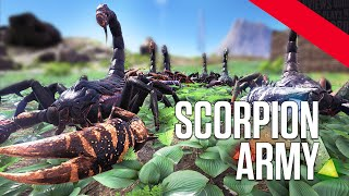 ARK: Survival Evolved - Scorpion Army