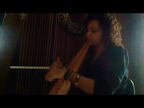 Pan's Labyrinth - Lullaby Harp cover