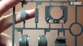 M5A1 Stuart Light Tank - Out of Box Review Rubicon