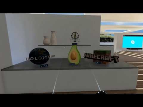 Windows Mixed Reality | Creating 3D App Launchers for Windows Mixed Reality