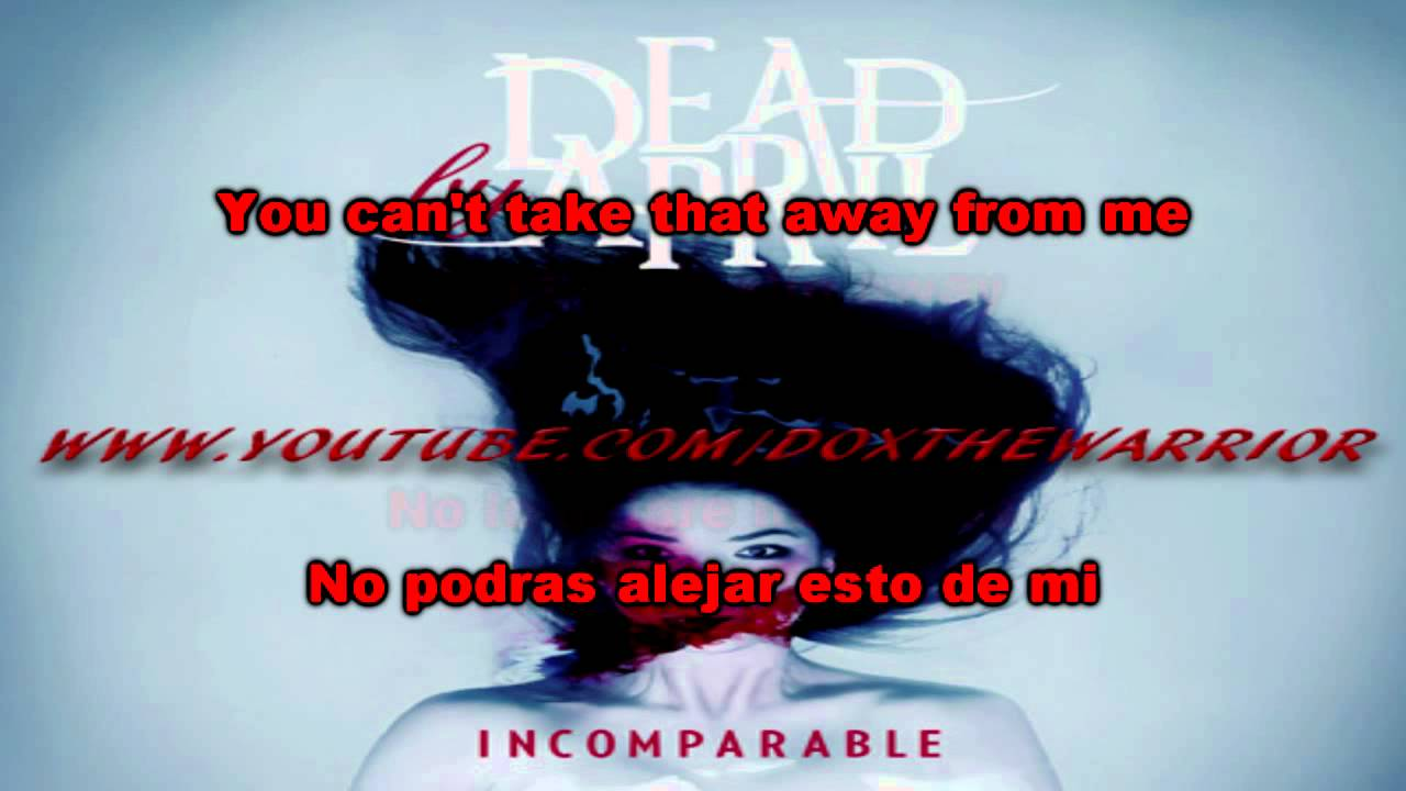 Dead by April - Real And True [Full HD Sound][With Lyrics][Subtitulado Español]