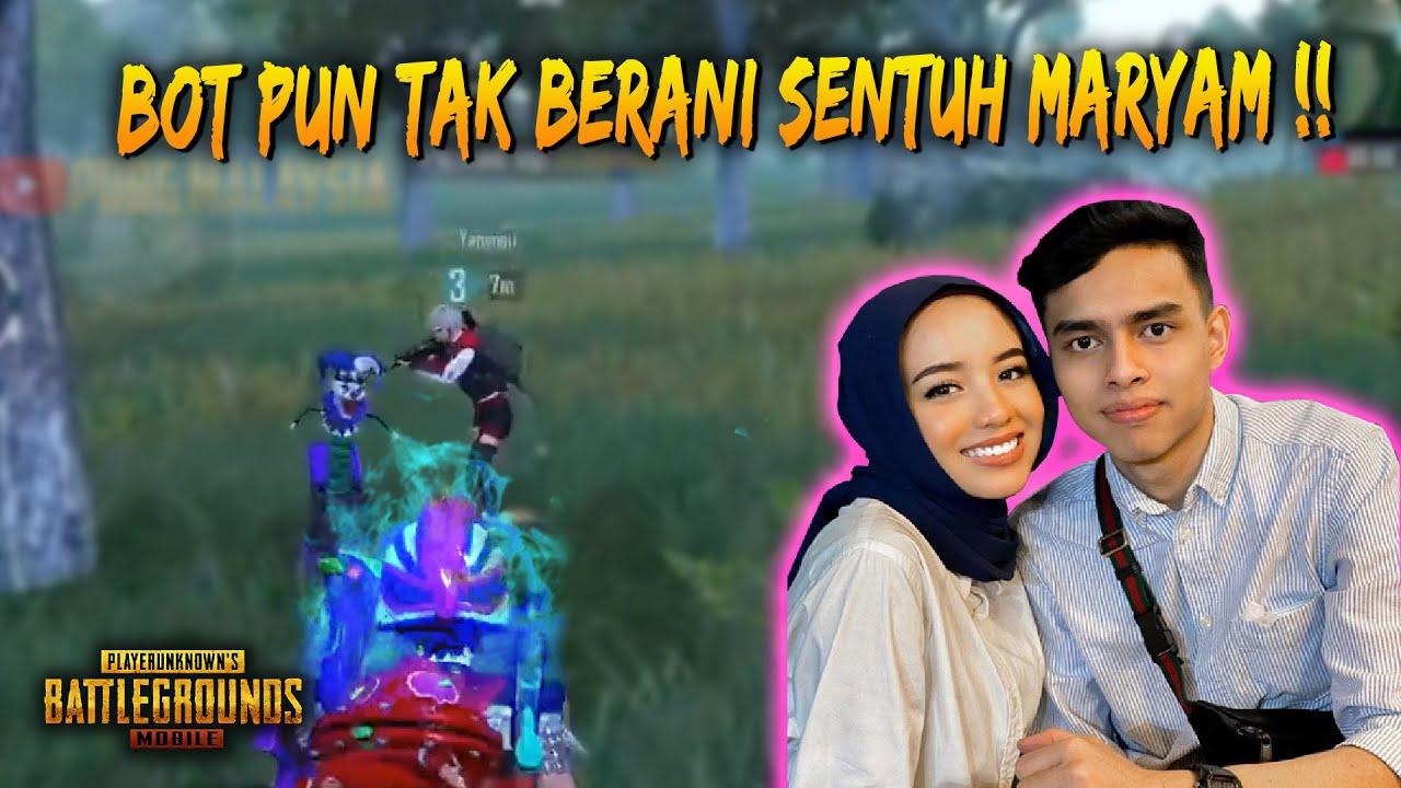 Enemy Auto Menyesal Bila Berani Tembak Maryam !! IronPro Game Play | PUBG Mobile Malaysia