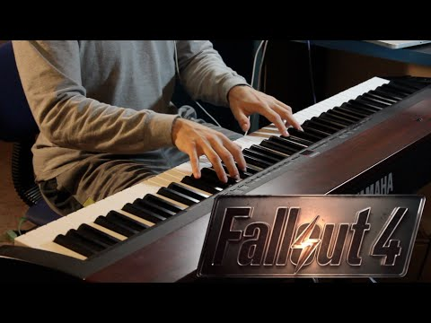 Fallout 4 - Main Theme for Solo Piano [HD]