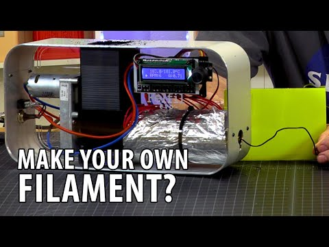 Make Your Own Filament At Home? My Review of the FelFil Evo Filament Extruder