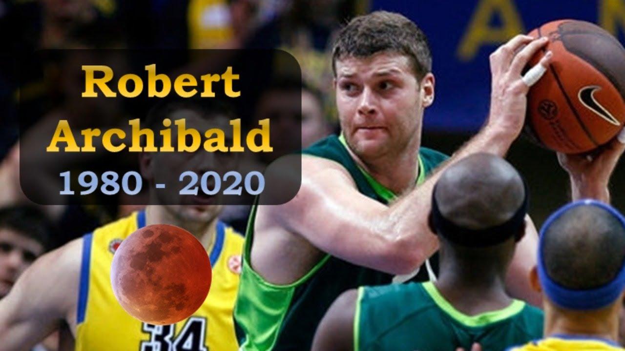 Former NBA player Robert Archibald dies at 39