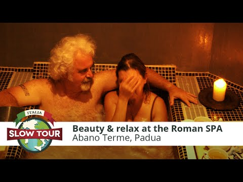 Beauty treatments at the Roman SPA | Italia Slow Tour